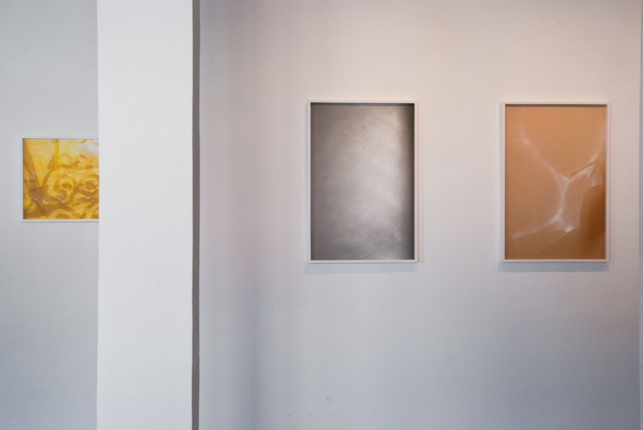 Exhibition view of Megumi Matsubara's solo show Walk Straight at Voice Gallery, 2014. (28)