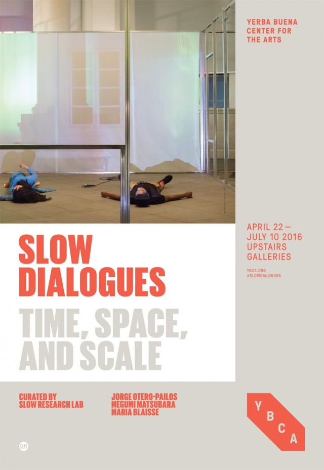 SLOW DIALOGUES TIME, SPACE, AND SCALE
